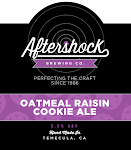 Aftershock Oatmeal Raisin Cookie Ale