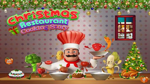 Christmas Restaurant Cooking Story 1.0.2 screenshots 1