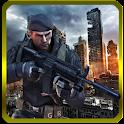 Commando City War- Free icon