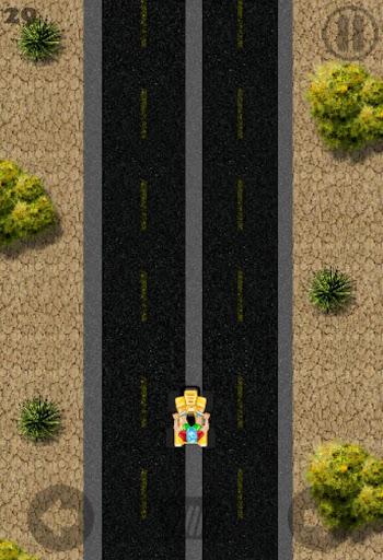 Road Quad Bike Racing