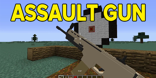 Download Guns Mod For Minecraft Pe On Pc Mac With Appkiwi Apk Downloader