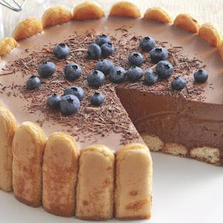 Chocolate Charlotte Dessert Recipes