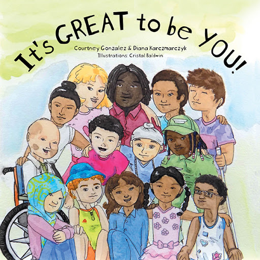 It's GREAT to be YOU! cover