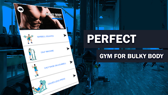 Gym Body – Perfect Fitness Workouts, Handy trainer 4