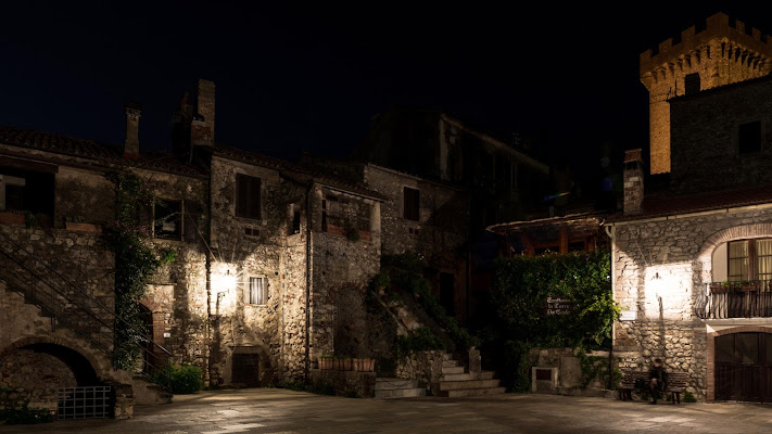 Capalbio by night di Skarlet