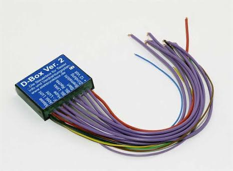 Elektronikbox version D för mc