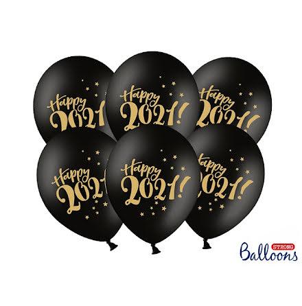 Ballonger Happy 2021!