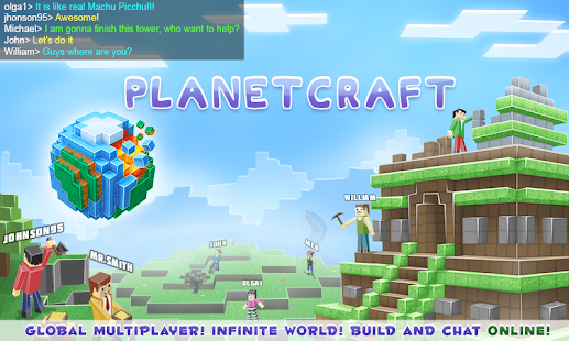 PlanetCraft- screenshot thumbnail