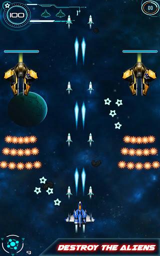 Galaxy Under Fire: Space Shooter  screenshots 1