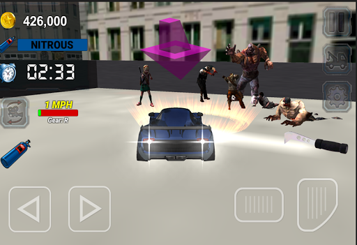 Zombie City : Death Racing