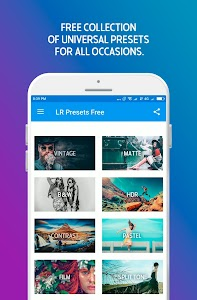 Mobile Presets For Lightroom - Free DNG 3 0 6 + (AdFree) APK for Android