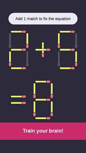 Matchstick Puzzles 1.0 1