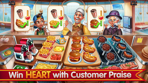 Cooking City-chefu2019 s crazy cooking game 1.16.3973 screenshots 2