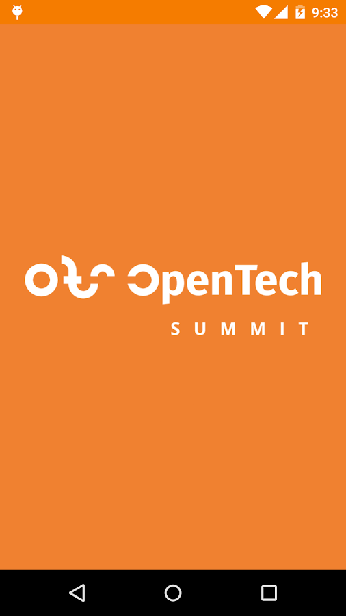 OpenTechSummit 2015 Berlin- screenshot