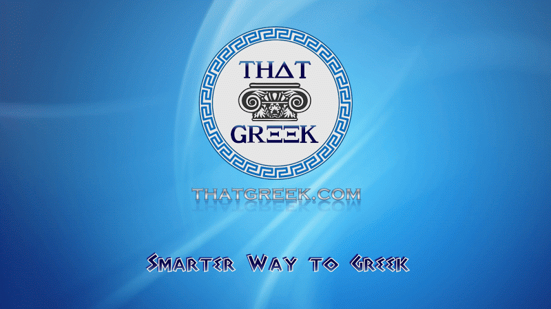 Скриншот That Greek-Fraternity/Sorority
