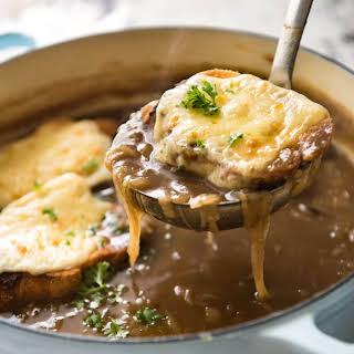 French Onion Soup No Alcohol Recipes.