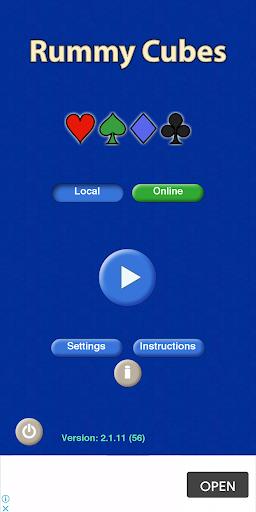 Rummy Cubes modavailable screenshots 2