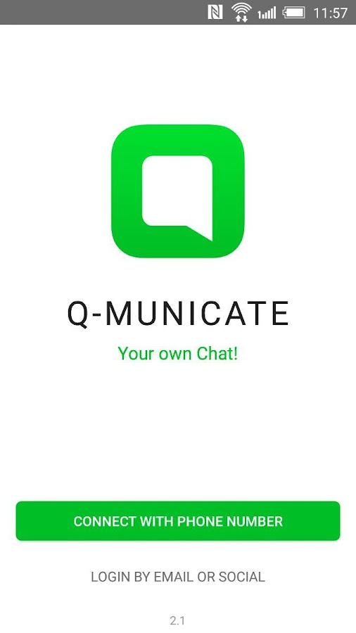 Q-municate - IM & video calls- screenshot