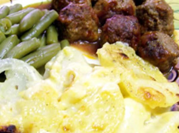 Creamy Potato Au Grautin Recipe