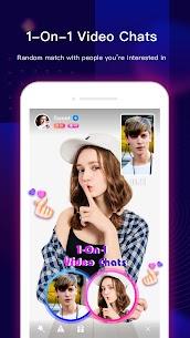 FaceCast:Make New Friends – Meet & Chat Livestream 2