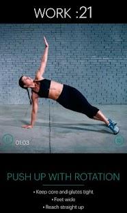 EVOmove Workouts - náhled