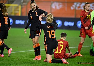 Red Flames krijgen pandoering van Nederland te verwerken