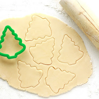 Crunchy Sugar Cookies.