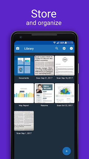 Scanner App for Me: Scan Documents to PDF 1.5 screenshots 4