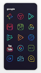 Caelus Icon Pack – Colorful Linear Icons v4.0.4 [Patched] 3