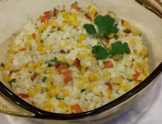 Mexican Baked Rice Casserole Recipe
