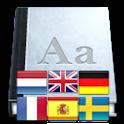 Translator Dictionary - Free icon
