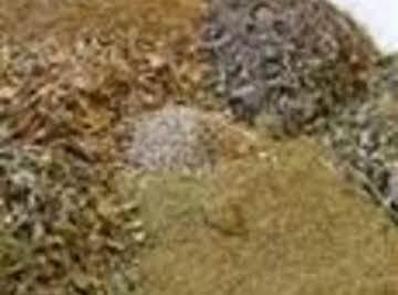 Mediterranean Herb Rub