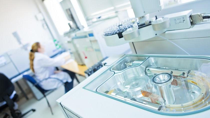 El laboratorio cuenta con la última tecnología y los mejores profesionales.