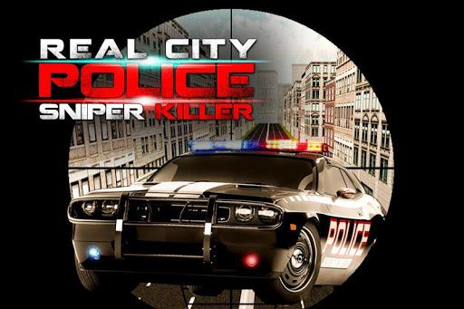 市の警察のキラー