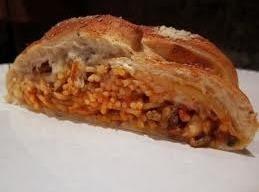 Spaghetti Bread Appetizers Recipe