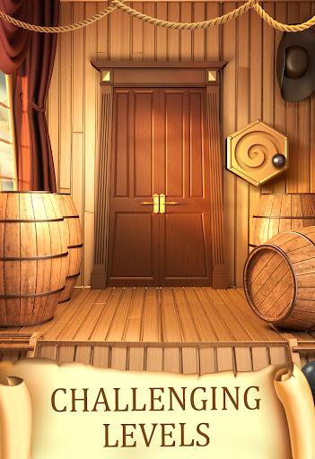 Puzzle 100 Doors - Room escape screenshots 10