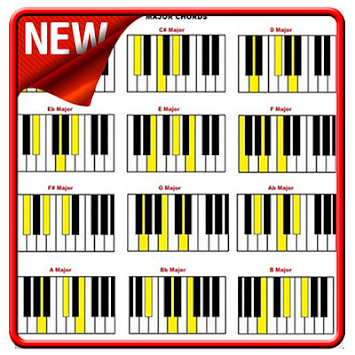 Download Chord For Piano By Lucky Star88 Apk Latest Version App For