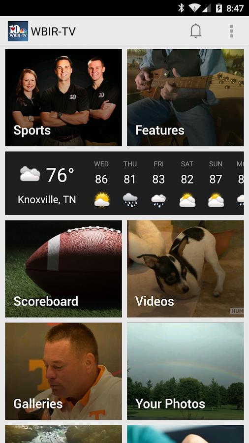 WBIR News- screenshot