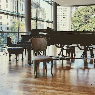 Duets for lunch: UofT Opera in concert