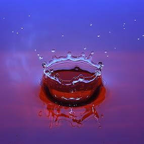 Splash by Fahmi Hakim - Abstract Water Drops & Splashes