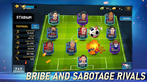 Underworld Football Manager 2 - Bribery & Sabotage modavailable screenshots 3