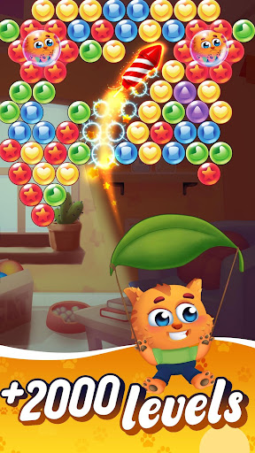 Bubble Pop Bubble Shooter Pop android2mod screenshots 5