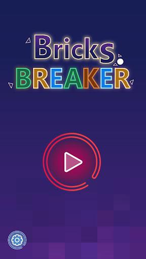Bricks Breaker - Balls Crush apkmr screenshots 5