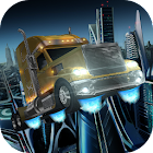 Flying Truck Simulator Extreme icon