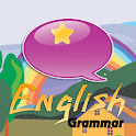 English grammar learning icon