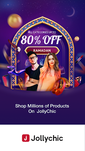JollyChic-Online Shopping Mall for A New Lifestyle  screenshots 1