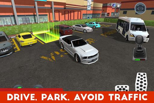 Shopping Mall Parking Lot modavailable screenshots 3