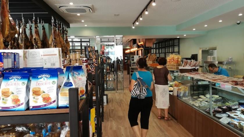 Lamarca ha abierto su nueva tienda.