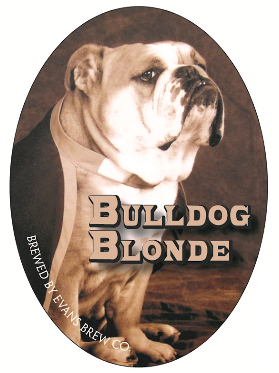 Logo of Bulldog Honey Blonde