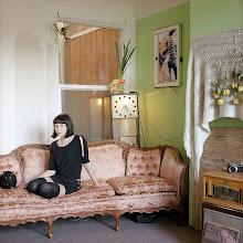 Photo: title: Ahna Anomaly, San Francisco, California date: 2013 relationship: friends, art, met through Derek Jackson years known: 0-5
